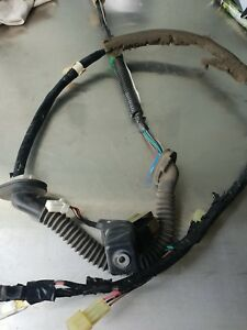 Ford Falcon Fg Xr6 Xr8 G6e Fpv Reverse Camera And Boot Lid Wiring