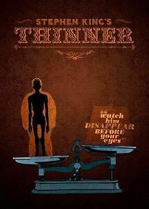Thinner DVD Stephen King Brand New and Sealed Australian Release