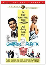 WHEELER DEALERS (1963 James Garner, Lee Remick) Region Free DVD - Sealed