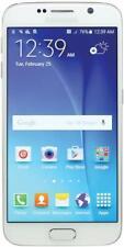 "Samsung Galaxy S6 White 32GB 5.1"" Smartphone - Refurbished - PPLS632GBWHT"