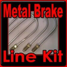 Brake lines Hudson 1938 1939 1940 1941-1945 1946 1947. -replace rusted lines!!!