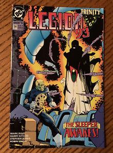 DC Comics L.E.G.I.O.N. 93 #58 September 1993