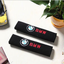 2X Car Styling Accessories Seat Belt Shoulder Pad Truck Cushion Cover for BMW
