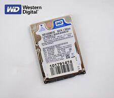 Western Digital 160gb para portátiles disco duro HDD SATA 2,5 pulgadas WD 1600 BEVS - 08vat2
