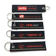 Motorrad Schlüsselanhänger Für Aprilia racing RS660 RSV4 SHIVER keychains