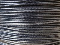 18 AWG Black 200c High-Temperature Appliance Wire SRML 25' FT