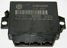 VW Passat B6 2005-09 Parking Distance Control Unit Module  3C0 919 283 B