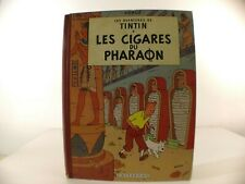 BD Tintin LES CIGARES DU PHARAON Hergé édition  B23bis 1958
