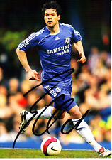 Michael Ballack FC Chelsea FC Bayern Leverkusen Kaiserslautern DFB Deutschland b