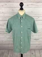 LEVI'S Retro Shirt - Small - Check - Short Sleeved - Great Condition