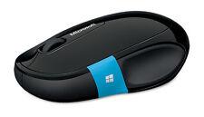 Microsoft H3S-00001 Sculpt Comfort Mouse Bluetrack/Bluetrace, Bluetooth, Mouse