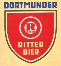 Lot 10 DORTMUNDER RITTERBRAUEREI Dortmund Brauerei Aktie 1929 Brau+Brunnen Bier