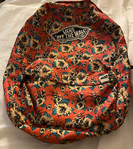 Vans Off The Wall - Star Wars Aloha Yoda Backpack - Limited Edition Bag