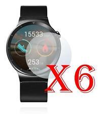 6 PZ PELLICOLA PROTEZIONE PER Huawei Watch PELLICOLE PROTEGGI SCHERMO LCD