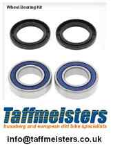 Husaberg Rear Wheel Bearing & Seal Kit - FE FC FX (not SM) Models 2000-2013