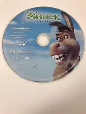 Shrek - Disc 2 Only - DVD Disc Only - Replacement Disc