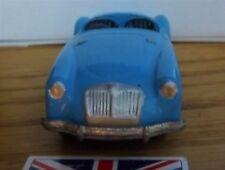 MG MGA Micro Models MGA 1:43 MG BLUE ON BLACK MG SERIES MGA VERY NICE MGA