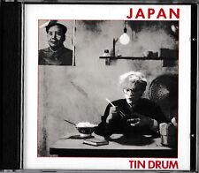JAPAN - TIN DRUM  Virgin CDV2209  -CD-  NEU+UNGESPIELT-MINT !