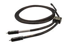 Silent Wire Serie 32 mk2 Subwooferkabel Cinch RCA 2m,3m,5m,8m,12m,15m