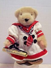 "Muffy Vanderbear ""All Paws on Deck"" NAUTICAL Sailor Outfit Bear NABCO"