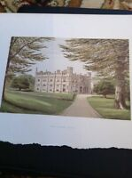 K2-1 1880s Book Plate Picture 6x4 Inches Theybergh Park View