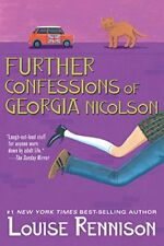 0060590076 Paperback Further Confessions of Georgia Nicolson (Adult): 3 & 4 Loui