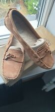 GENUINE Ugg moccasin slippers SIZE 7