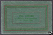 AK Leporello con 10 S/W cartoline, la valle per 1938