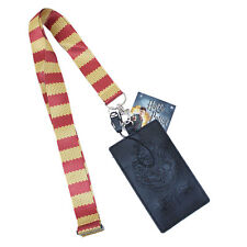 Harry Potter Hogwarts Lanyard With Pass Holder