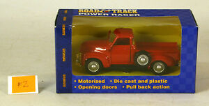 Road & Track Power Chevy Truck Red 1:43 Scale Maisto MIB