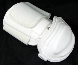 Baseball Elbow Guard White