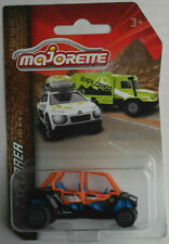 Majorette Explorer Polaris RZR XP 4 1000 EPS schwarz/orange/blau Neu/OVP Quad