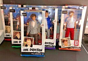 "1D One Direction ZAYN HARRY LOUIS NIALL LIAM 12"" DOLL Hasbro 2012 NIB U PICK"