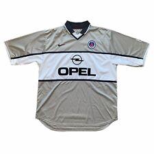 2000 01 Paris Saint-Germain Away Football Shirt - Xl Adult