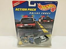 Hot Wheels POLICE FORCE 5 Pc Set 1996 Toy