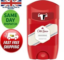 Old Spice Deodorant Stick 50 ml Fruity Flowery Jasmine Orange Cinnamon Lemon UK