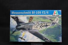 XY163 ITALERI 1/72 maquette avion 053 Messerschmitt Bf-109 F2/4 boitage specifiq