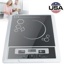 【US】SALE 2000W 110V Digital Electric Induction Cooktop Countertop Burner Cooker