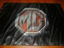 "MG Logo 20x30"" Flag Banner Garage Vintage Deco Classic Muscle Car MG austin AMC"