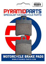 Honda SH 50 Fifty, Scoopy 2000 Front Brake Pads