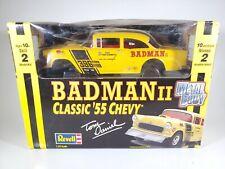 Rare Revell Tom Daniel Badman II Classic '55 Chevy Metal Body 1/25 Model Kit