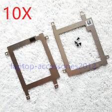 10pcs New Original for Dell Latitude E7440 SATA Hard Drive 5mm Frame Bracket