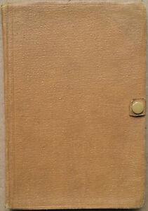 Rudge Book of the Road Standard Special Vintage Motorcycle Book 1927 original