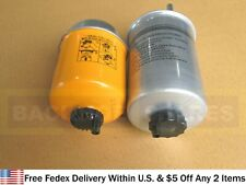 JCB PARTS - FUEL FILTER KIT, PRIMARY & SECONDARY (32/925694 320/07155 320/07394)
