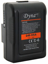 95Wh AB Mount Battery; Dynacore 3 Stud Mini Battery DM-95A; Gold Mount Battery
