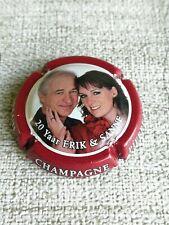 Capsule de Champagne PIERRE MIGNON Cuvée Erik et sanne 20 yaar (ans)!!!!!