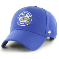 47 Brand Parramatta Eels MVP NRL Snapback Hat In Royal Blue