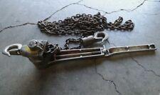 Cm Hoist Model B 34 Ton Ratchet Lever Chain Puller Come Along