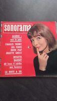 Brigitte Bardot Sonorama N º 29 1961 (Sin Vyniles) Buen Estado IN 12