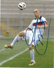 Bologna Fc Marco DiVaio Autographed Signed 8x10 Photo Coa B